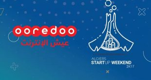 DIA-Ooredoo Sponsor Gold du Start-up Week end Alger