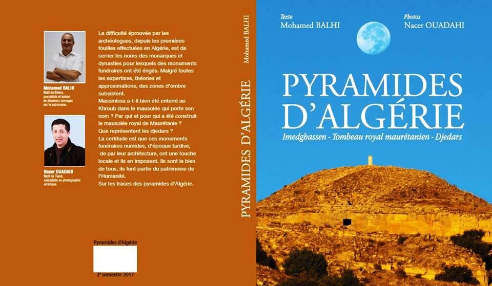 DIA-PYRAMIDES D'Algérie