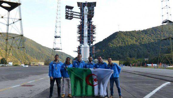 DIA-SATTELITE ALGERIEN