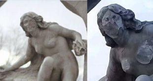 DIA-Statuette ainfouara