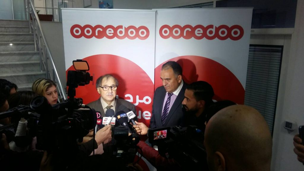 DIA-formation du club de presse de Ooredoo