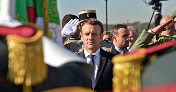 Dia-Macron Alger