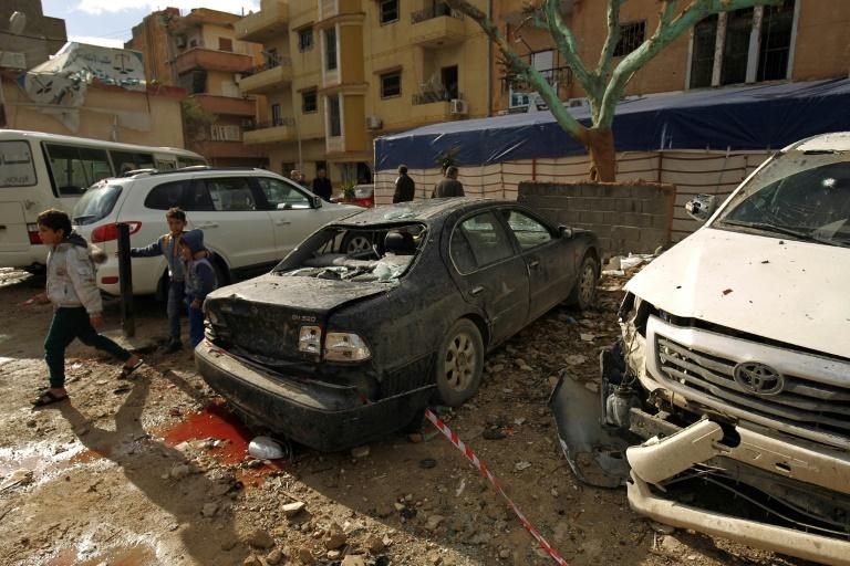 DIA-Attentat à Benghazi
