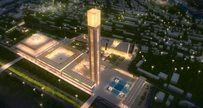 DIA-Mosquée d'Alger