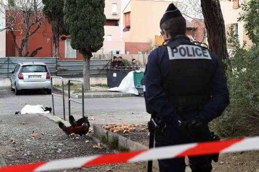 DIA-guerre des gans à Marseille
