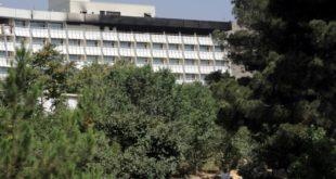 DIA-hotel attack