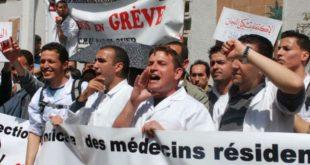 DIA-résident grève