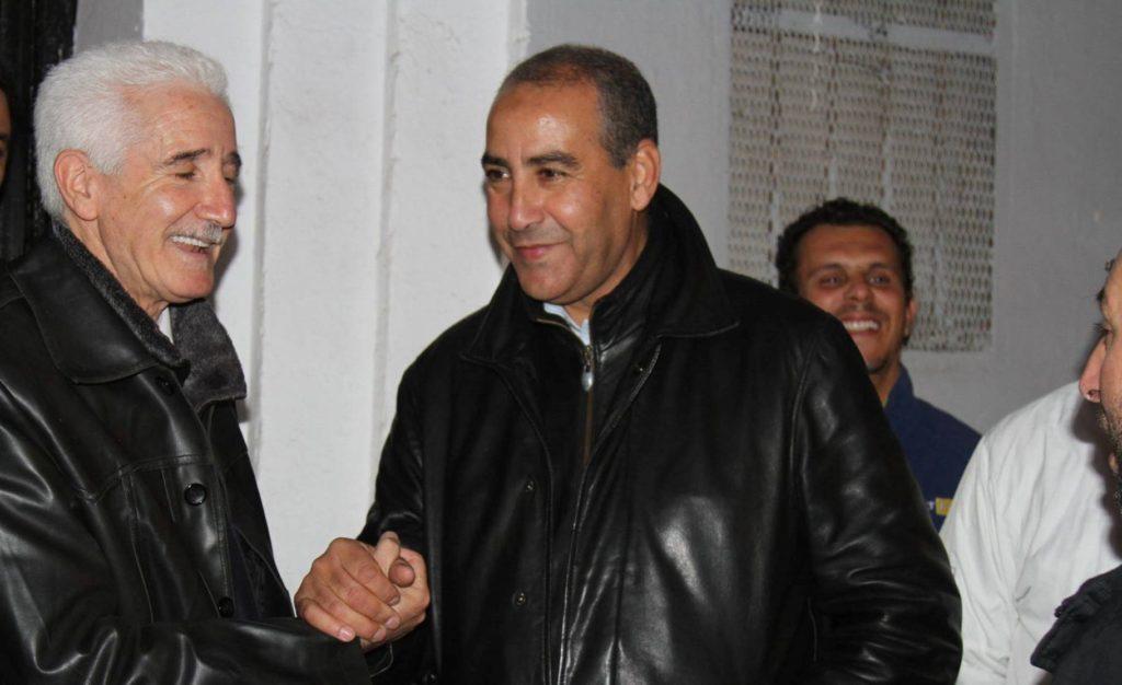 DIA-Abdelhamid Benaldjia, élu du RND.
