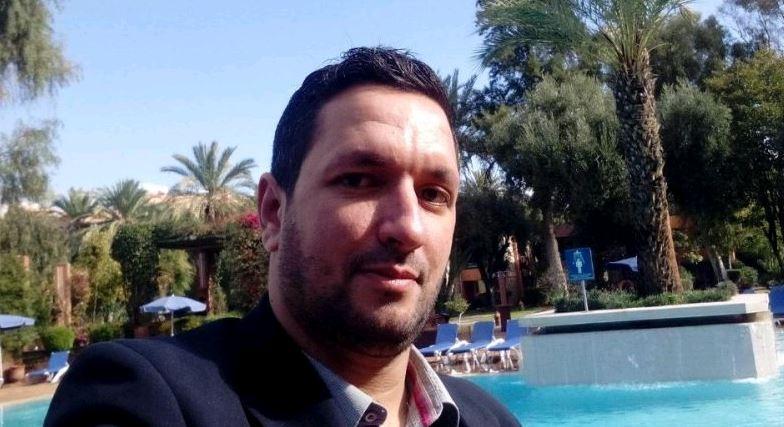 DIA-Journaliste algérien