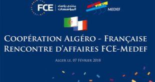 DIA-Medef Alger