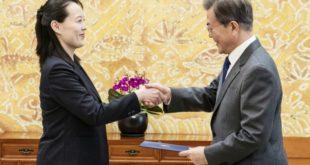 DIA-Président Corée