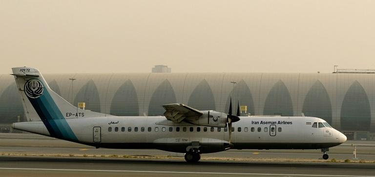 DIA-avion iran
