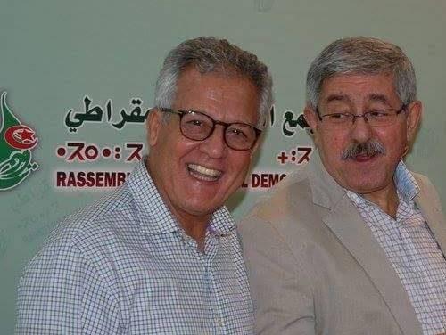 DIA-Chihab Ouyahia