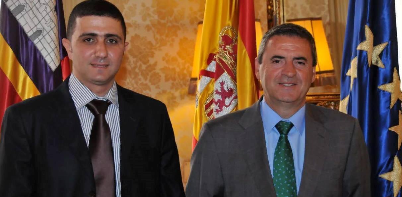 DIA-Député algérien Espagne