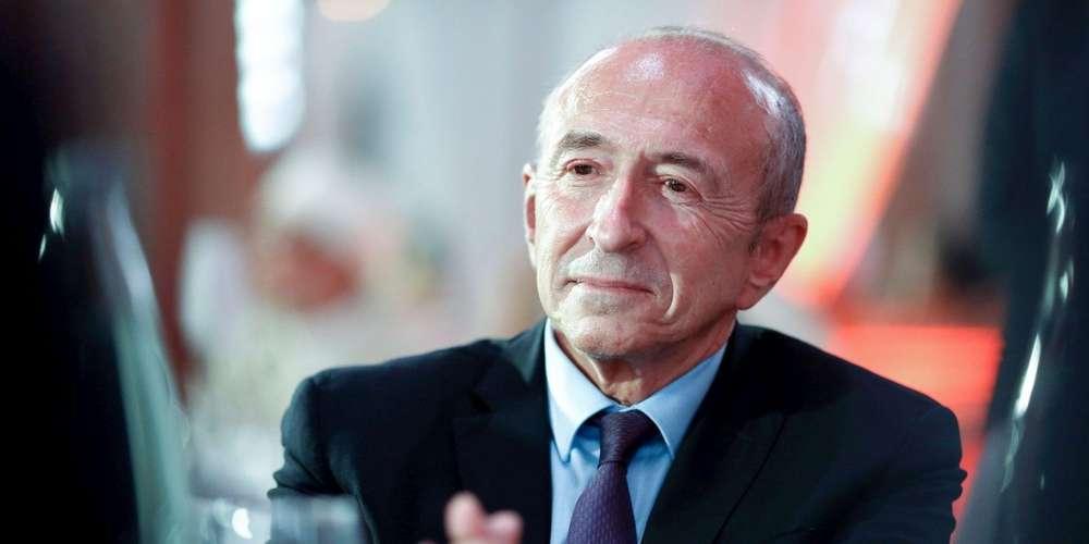 Le ministre de l\'Intérieur français Gérard Collomb à Alger pour la ...