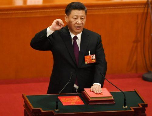 DIA-Xi Jinping