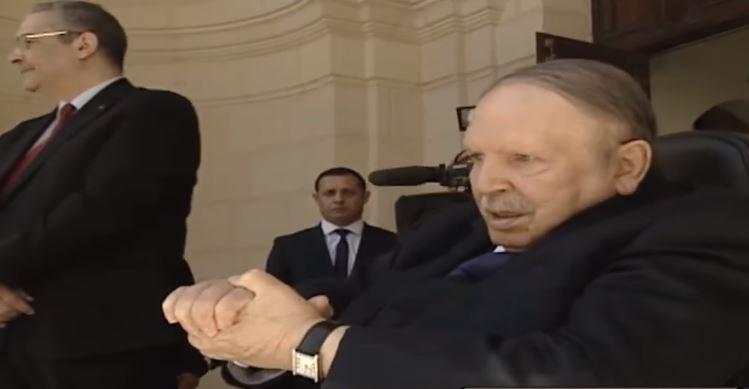 DIA-Bouteflika Cav