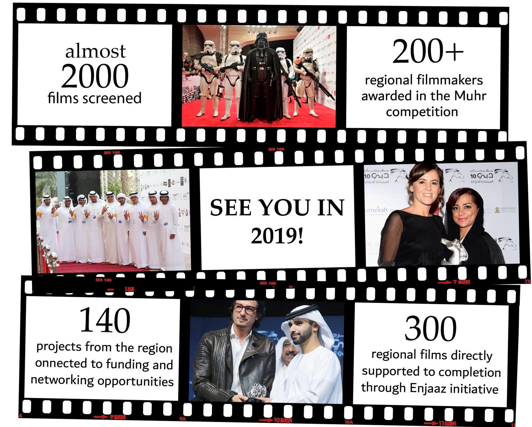 DIA-Festival de Dubai