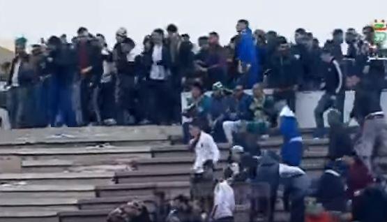Violents incidents entre supporters de la JSK et du MCA