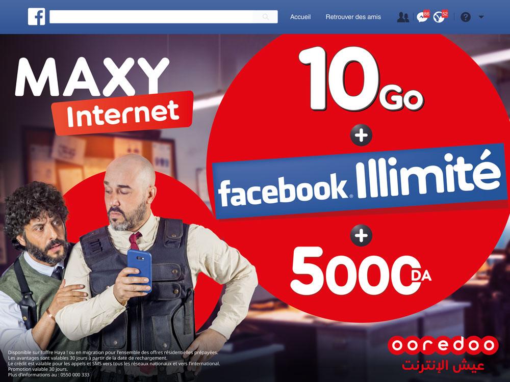 DIA-MAXY Internet