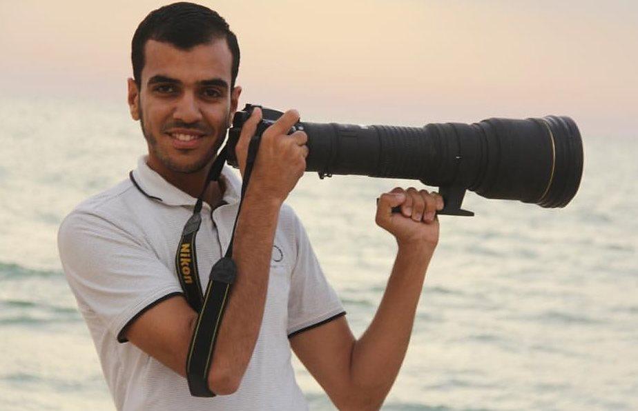 DIA-Palestinian journalist
