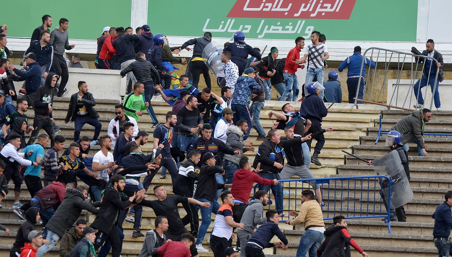 DIA-supporters mouloudia