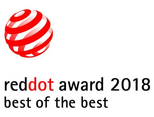 RED DOT AWARDS DE 2018