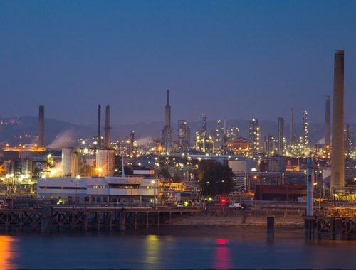 DIA-Augusta raffinerie