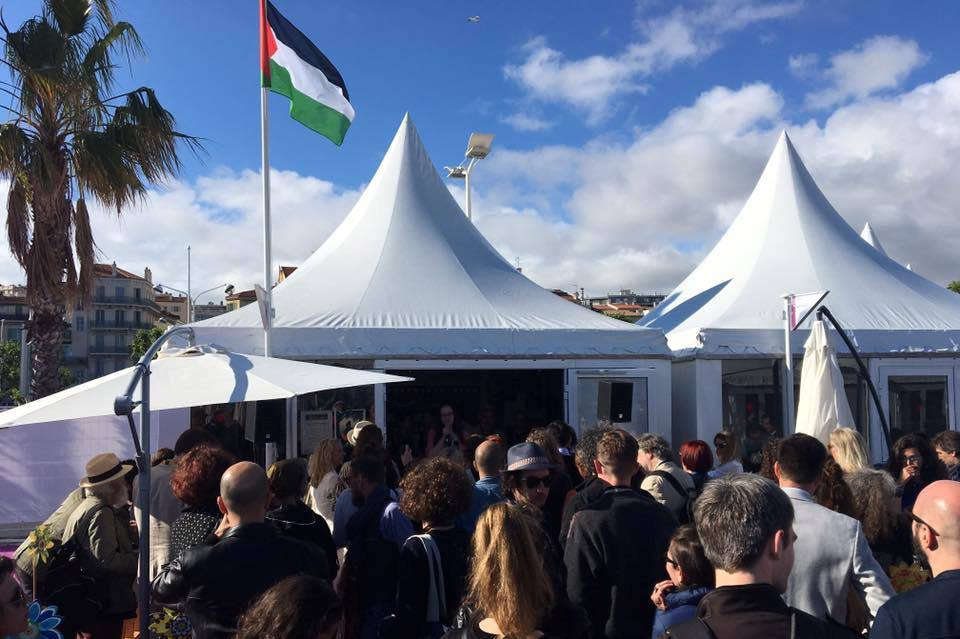 DIA-Pavillon palestinien