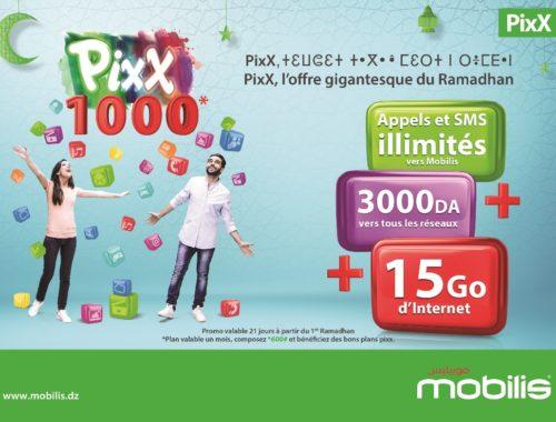 DIA-PixX Ramadan DP 1000 FR