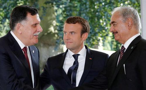 DUA-Macron Libye