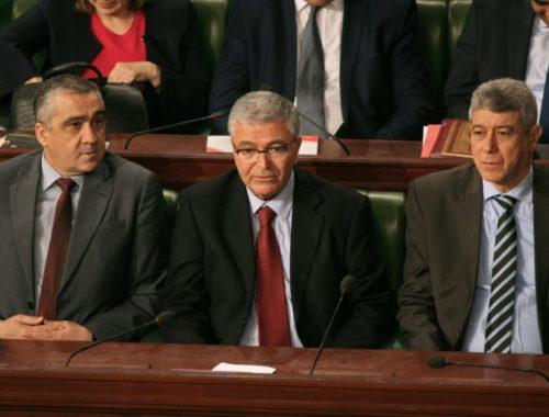 DIA-MINISTRE TUNISIEN
