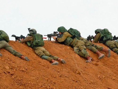 DIA-SNIPER ISRALIENS