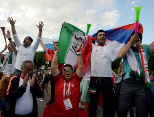 DIA-SUPPORTERS IRANIENS