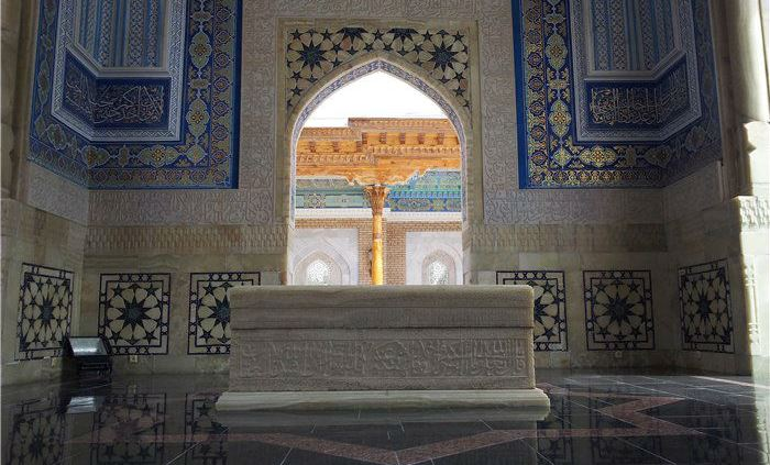 DIA-Boukhari mausolée