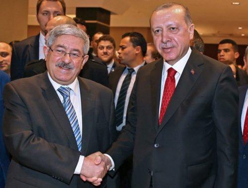 DIA-Ouyahia Erdogan
