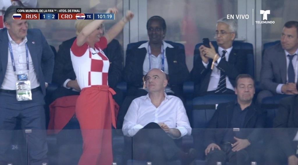 DIA-Présidente Croate