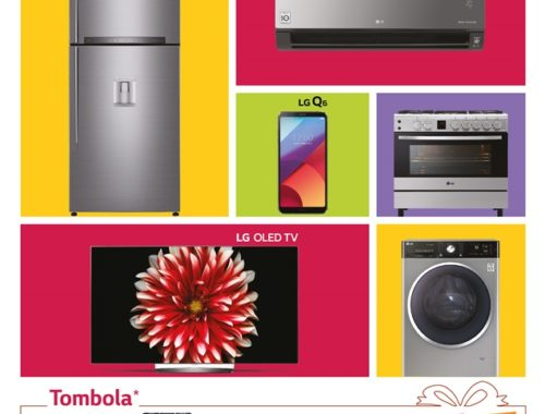 LG flyer promo Eid El Kebir