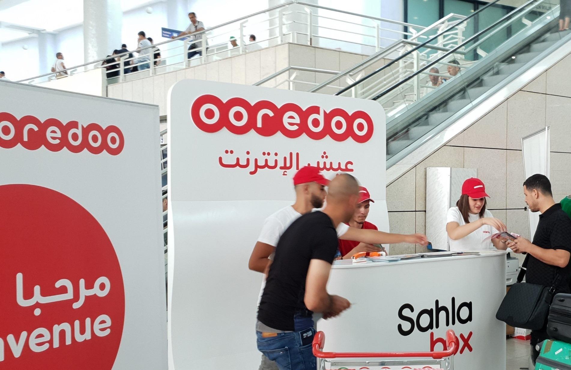 DIA-Ooredoo offre des Sim aux voyageurs