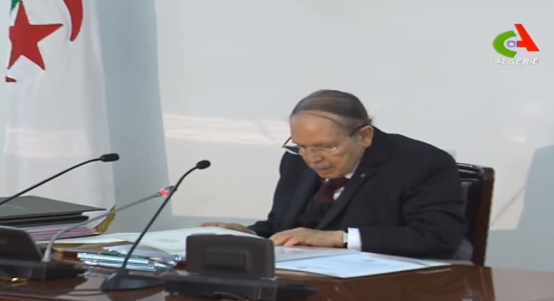 DIA-Bouteflika