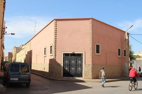 DIA-Maison de bouteflika