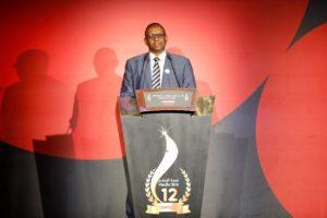 Photo du Directeur Général de Ooredoo - Abdullatif Hamad Dafallah