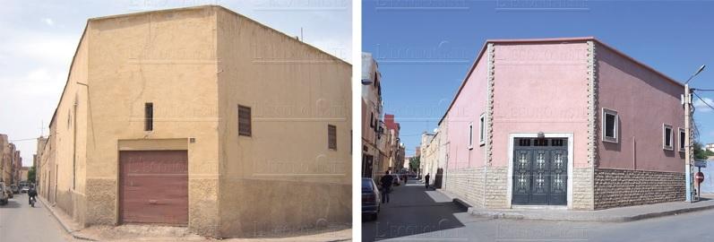DIA maison de bouteflika restauré
