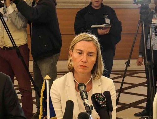 DIA-Federica Mogherini
