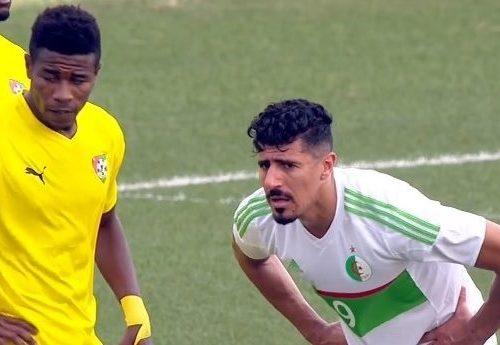 algerie équipe