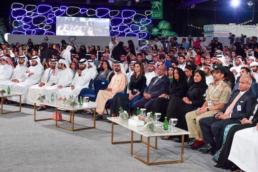 DIA-Dubai cérémonie