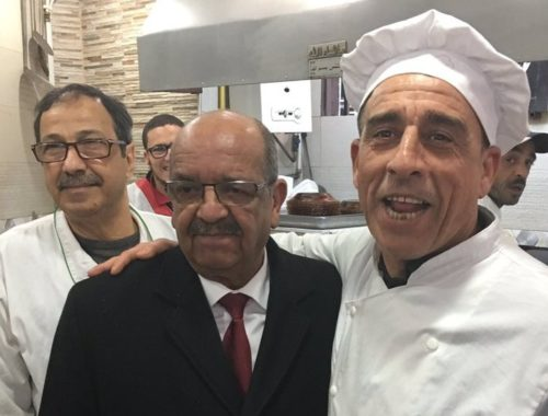 messahel restaurant loubia