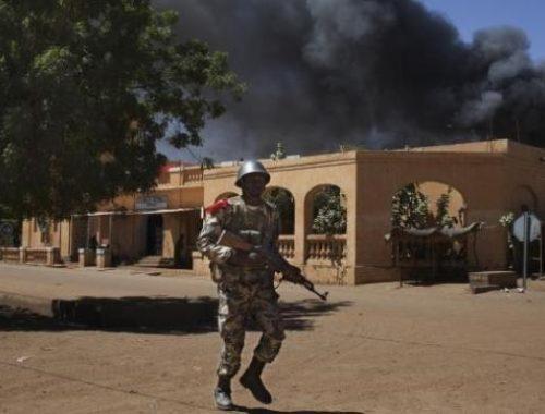 DIA -Mali attentat