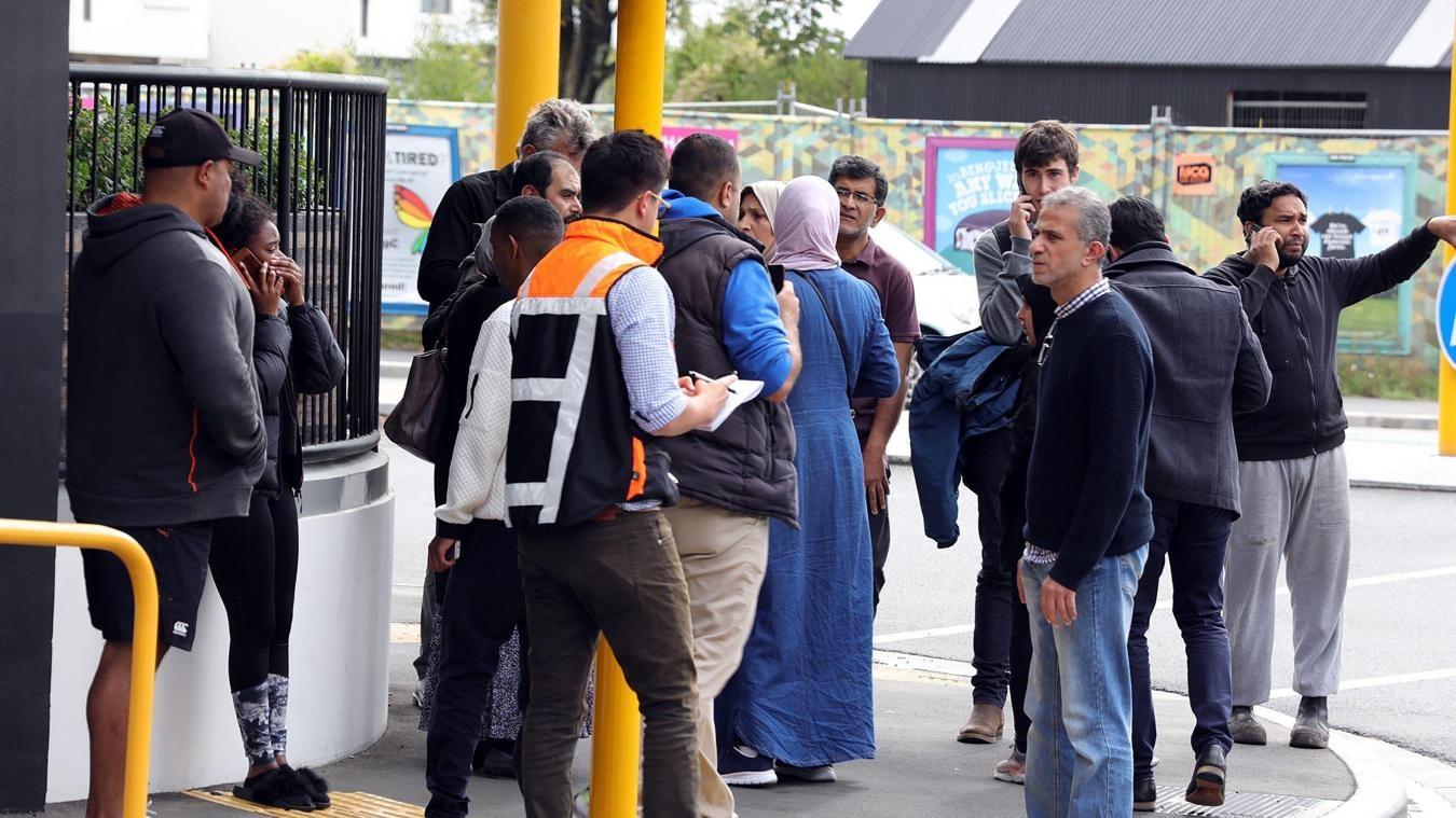 Attentat Nouvelle Zelande: Attaque Terroriste Dans Deux Mosquées En Nouvelle-Zélande