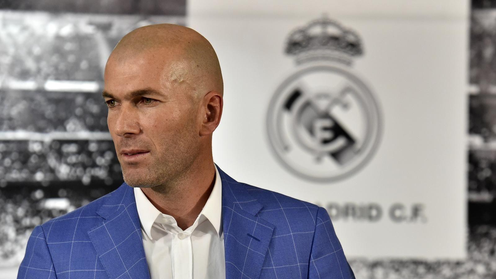 dernières infos Algerie:Le grand challenge de Zidane